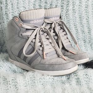 Adidas Neo wedge sneakers